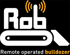 Remote Operated Bulldozer logo
